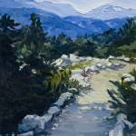 """Trail to Whistler Mountain, British Columbia Print"" by KeatingArt"