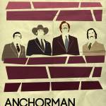 """anchorman"" by Matheus_Candido"
