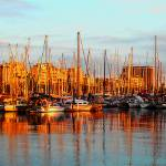 """Port Vell (Barcelona)"" by whatawonderfulworld"