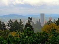 Downtown Portland, Oregon 1