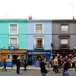 """London - Portobello Road Market Panorama"" by streetfront"