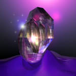 """The Healing Crystal"" by AnneVis"