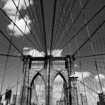 """Brooklyn Bridge"" by katburns"