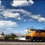 """Union Pacific. Benson, Arizona"" by jillnjer"