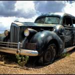 """Boothill Hearse. Tombstone, Arizona"" by jillnjer"