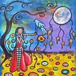 """She Brings The Night"" by juliryan"