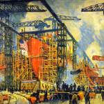 """WORLD WAR ONE SHIPYARD"" by homegear"