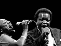 Sharon Jones and Lee Fields