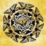 """Butterfly Kaleidoscope"" by CMooreImagination"
