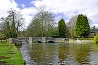 Sheepwash Bridge, Ashford-in-the-Water (27617-RDB)