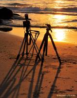 Tripod Shadows