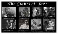 TTHE GIANTS OF JAZZ
