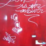 """""""Love is the Answer"""" by staceyvandegraeff"""