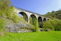 Monsal Dale Viaduct (27842-RDA)