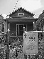 Demolition by Neglect, Blight in New Orleans
