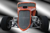 1933 Ford Roadster - Hotrod Version Of Scream