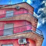 """Trapezzi rosa"" by Agostinozamboni"