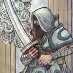 """Ahra Templar"" by EricSabee"