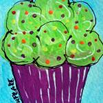 """""""Lime Cupcake"""" by hopegibson"""