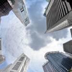 """Singapore CBD"" by Tomatoskins"