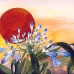"""Sun Lily"" by stonetiger"