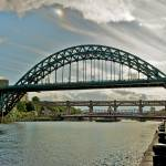"""Bridges of Newcastle"" by ChrisBarry"