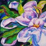 """Magnolia"" by neworleansartist"