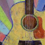 """""""Sunrise Guitar"""" by creese"""