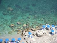 Beach on Amalfi Coast