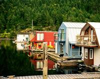 Canadian Boathouses