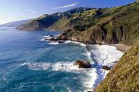 Rugged Coast, Big Sur at Big Creek