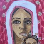 """""""Maria y Su Bebe"""" by janetamerica"""