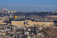 Overview of Jerusalem