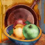 """Apples"" by maryostudio"