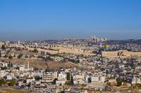 Large Overview of Jerusalem