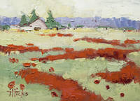 Poppy Field by Joyce Hicks