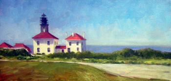 Lighthouse at Beavertail