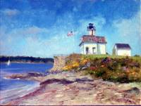 Rose Island Light