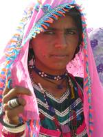 Woman from Thar 423