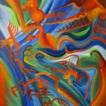 """""""Tribal Demon"""" by MattCrux"""