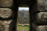 Incan Doorway