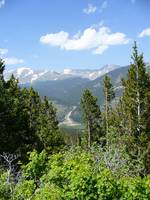 Fall River - Rocky Mountains