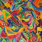 """Organic Clown"" by MattCrux"