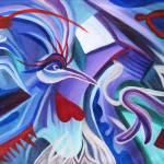 """""""Mayan Phoenix"""" by MattCrux"""