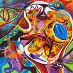 """Interdimensional Mayan Jaguar"" by MattCrux"
