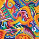 """Five Star Tiki Lord"" by MattCrux"