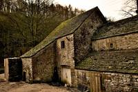 Old Building on Lathkill Dale
