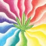 """""""Marijuana Swirl"""" by MattCrux"""