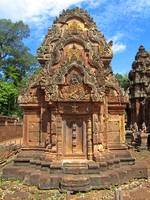 Banteay Srei Temple Chandi