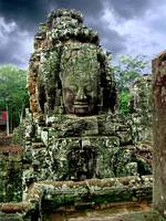 Bayon Temple Stone Faces 2